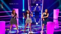 Michelle, Keyla y Mapa cantaron Si te molesta de J. Piloto - LVK Col – Batallas - Cap 22 – T2-ggAldWnLzmo