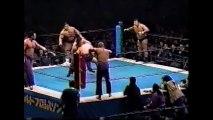Riki Choshu/Tatsumi Fujinami/Yoshiaki Fujiwara vs Kengo Kimura/Shiro Koshinaka/Tatsutoshi Goto (New Japan March 12th, 1994)