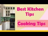Best Cooking and Kitchen Ideas for - Indian kitchen tips