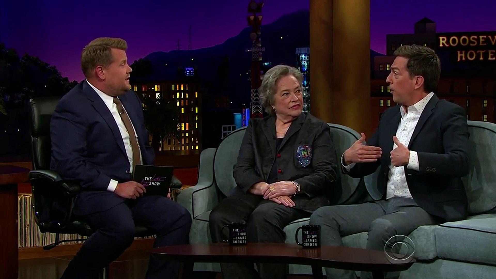 Ed Helms & Kathy Bates Have Different Spirit Animal Journeys-Ng5UyQDEPHQ