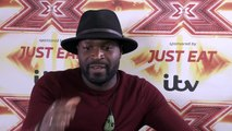 X Factor: Kevin on getting advice from James Arthur