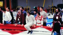 The history of F1 pit stop