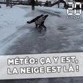 Météo: Ça y est, la neige est là !