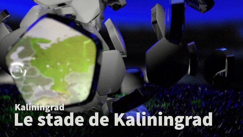 Le stade de Kaliningrad