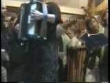 scarlett deon au Stupide feria de nîmes 2006