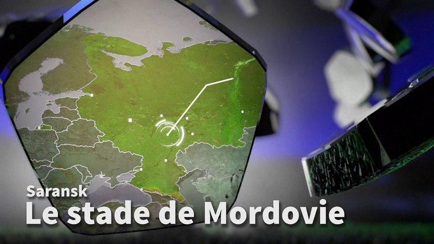 Le stade de Mordovie