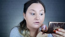 AHH SO GOOD!   FULL FACE GLAM HOLY GRAIL MAKEUP TUTORIAL   GLOWY SKIN, LASHES & WINGED LINER