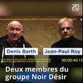 Deux ex-membres de Noir Désir réfutent les accusations de violences à l'encontre de Bertrand Cantat