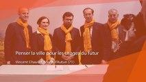 Penser la ville pour les usages du futur : Interview de Vincent Chauvet, maire d'Autun (71)