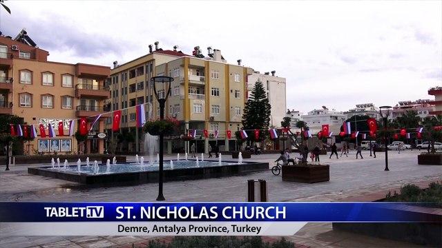 =newsnow= St-Nicholas Church - Turkey