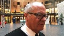 Le départ de Didier Marie, agent de sécurité au palais, salué