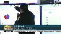 TSE de Honduras: No daremos más anuncios hasta que finalice el proceso