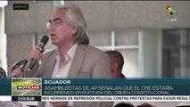 teleSUR noticias. Continúa la represión en Honduras tras elecciones