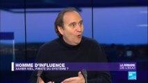 """Xavier Niel : La France """"est devenue le paradis des entrepreneurs"""""""