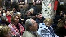 """""""Démocratie et médias """" débat avec Alain Badiou au sein du journal la Marseillaise"""