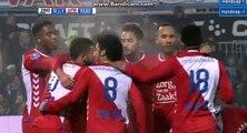 Sander van de Streek GOAL - Zwolle 0-1 Utrecht 01.12.2017