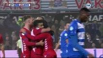 Sander van de Streek Goal HD - Zwolle 0 - 1 Utrecht - 01.12.2017 (Full Replay)