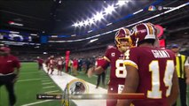 Kirk Cousins' 2 TD Game w/ 251 Yards vs. Dallas! | Redskins vs. Cowboys | Wk 13 Player Highlights