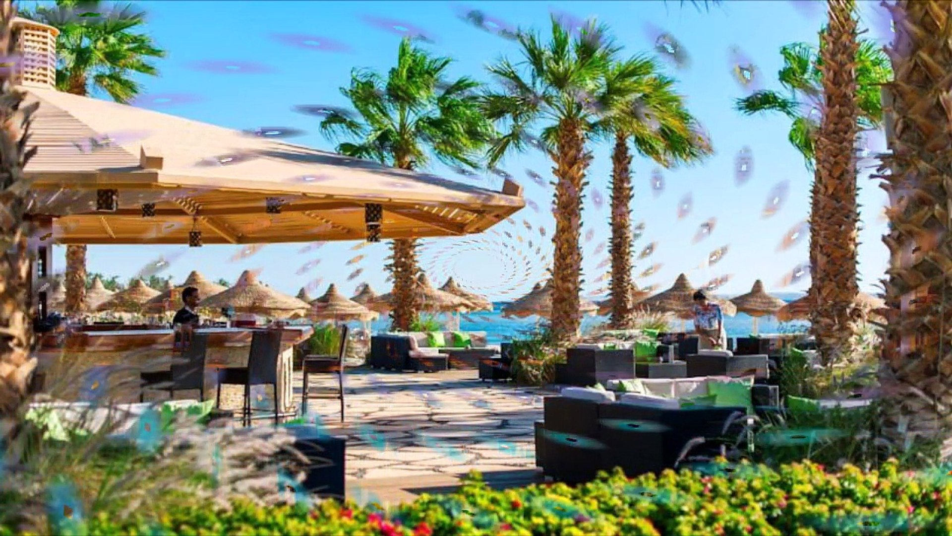 Обзор отеля Baron Resort 5* Шарм Эль Шейх, Египет - один из популярных, красивых VIP отелей