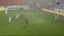 0-3 Alexandru Păun Goal Romania  Divizia A - 01.12.2017 FC Voluntari 0-3 CFR Cluj