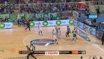 Basket - Euroligue (H) : Le Panathinaïkos enchaîne face à Malaga