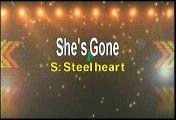 Steelheart She's Gone Karaoke Version