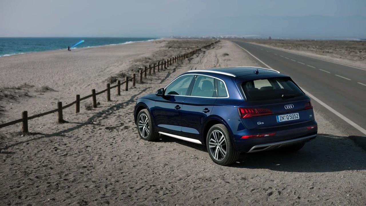 64.Der Audi Q5 mit Audi connect