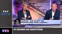 [Zap Actu] Les images du comité d'accueil anti-Macron devant la Sorbonne (27_09_17)-fBDWRoeBlpo