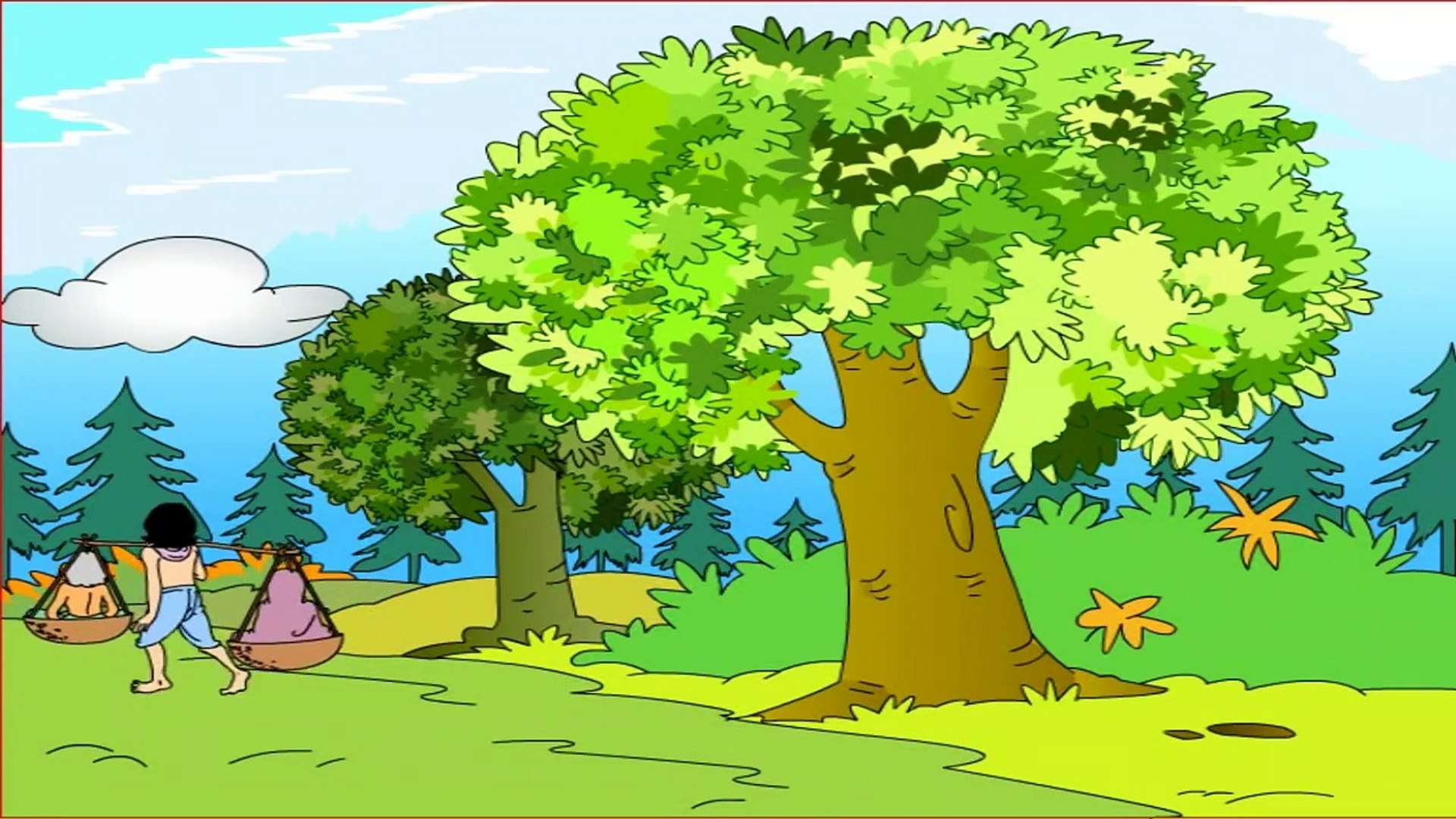 Latest Version of Stories - Shrawana And His Parents - Kids Education