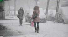 Meteoroloji Gün Verdi: Çarşamba Kuvvetli Kar Yağışı Geliyor