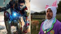 Avengers: Infinity War | Real Life | Avengers: Infinity War Cast | Real Age