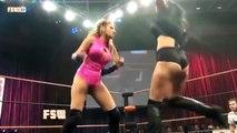 Reby Sky vs. Shelly Martinez - FSW - WWE - ROH - IMPACT - ECW - NXT - WOMENS WRESTLING