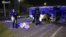 Facia gibi kaza, 4 ölü, 11 yaralı