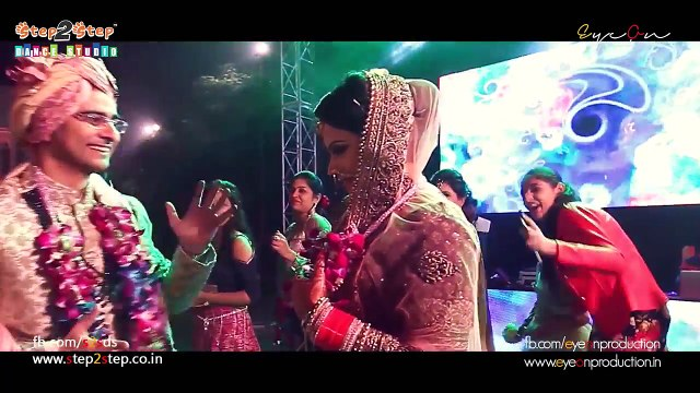Indian Wedding Lip Dub Video | Indian Wedding Dance Video | Bride and Groom Dance | Couple Dance Video