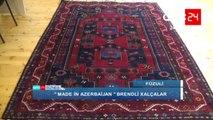 Qarabağ xalçaları dünya bazarında satılır