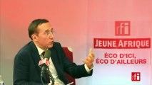 Gael Giraud, chef économiste de l'AFD : sur le rechauffement climatique