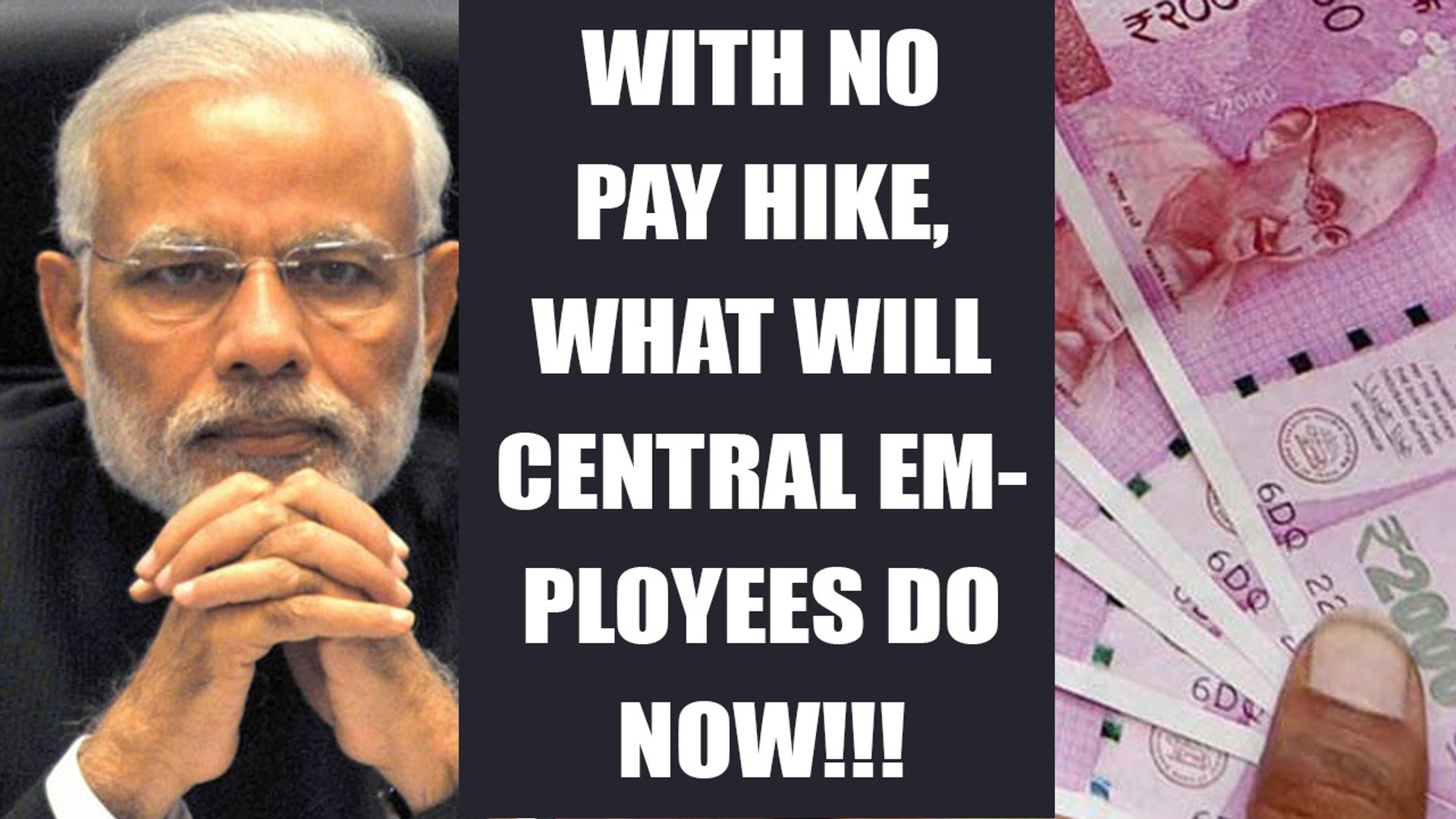7th Pay Commission : Central Government employees union to meet PM Modi | Onendia News