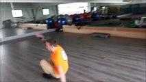 Toul : Nicolas Laurent sacré champion du monde de break dance