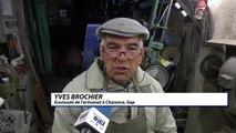 D!CI TV : les ferronniers ont fêté leur saint patron Eloi à Gap