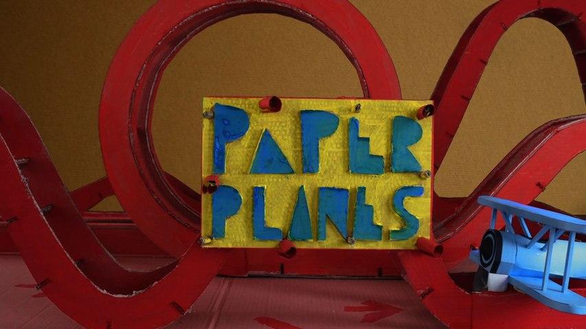 Hoseah Partsch - Paper Planes