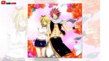 Fairy tail couple: NATSU X LUCY