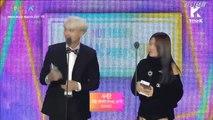 [Vietsub] 171202 BTS SUGA & SURAN Win Hot Trend Award @ MMA 2017 [BTS Team]