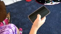 Toy Freaks - Freak Family Vlogs - Bad Baby Santa Annabelle & Victoria Christmas Toy Freaks Hidden Egg Bad Kids Crying