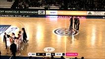 LFB 17/18 - J9 : Mondeville / Basket Landes