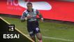 TOP 14 - Essai Benito MASILEVU (CAB) - Brive - Oyonnax - J12 - Saison 2017/2018