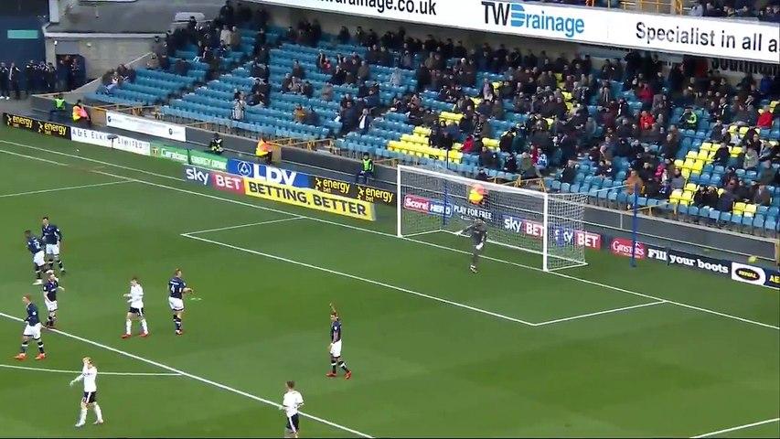 Millwall 3-1 Sheffield Utd (Championship) - Goals and Highlights 02.12.2017