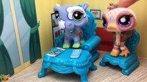 ✧Minişler: Şirinin Hayatı✧ Bölüm 1 - Minişler Cupcake Tv - LPS Littlest Pet Shop
