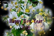 GoodBye 2017 Welcome 2018 3D Images video DP Wishes & Greeting,happy new year 3D Images, new yeaHd Wallpaper,3D Pictures