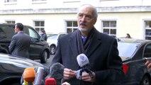 Syria's Jaafari quits Geneva talks over Assad's future