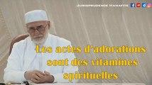 Les adorations sont des vitamines spirituelles   Shaykh Osman Nuri Topbash